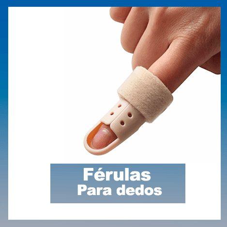 ferula para dedos