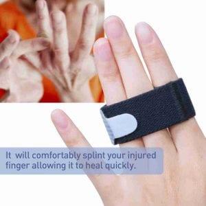 ferula para dedos meñique