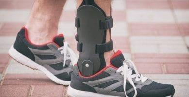 ferula pie caido